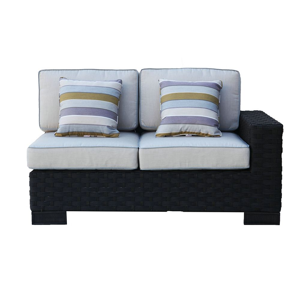 ONSIGHT Hestia Loveseat droite en osier