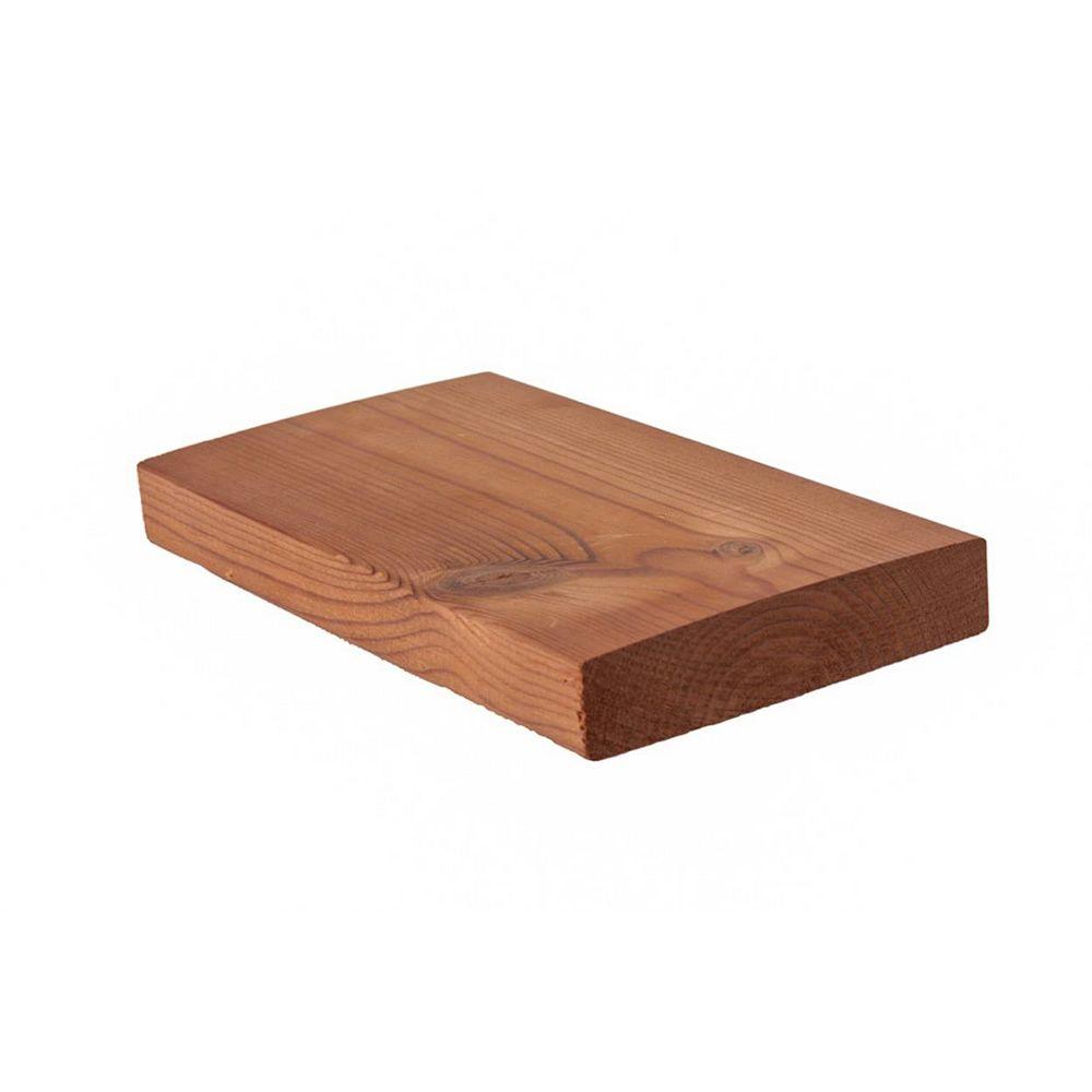 Thermory Scandinavian Scots Pine Solid Random Length-Random Length 5/4x5 (Price Per Linear Foot)