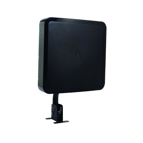 Flatwave Air Attic/Outdoor HDTV 96-Km (60-Mile) OTA Antenna - Black