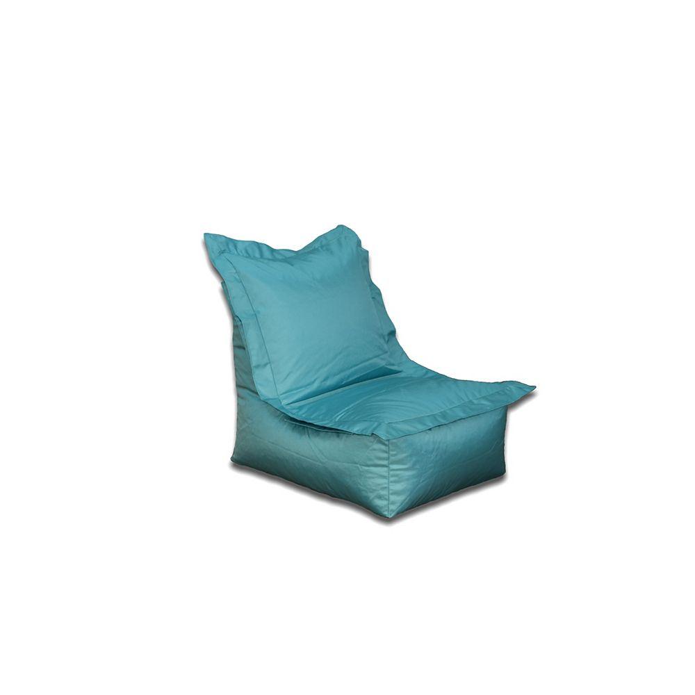 Ace Casual Furniture Outdoor Bean Bag Lounger in Aqua