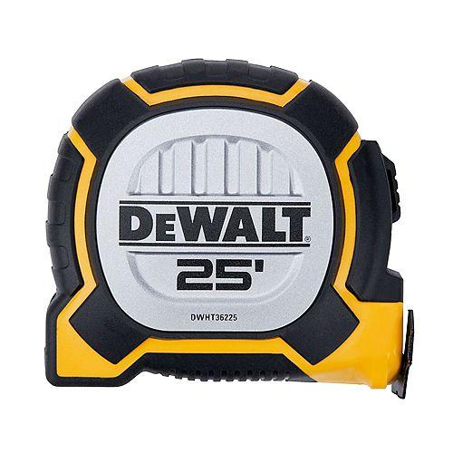 DEWALT 25 ft. x 1-1/4-inch XP Premium Tape Measure