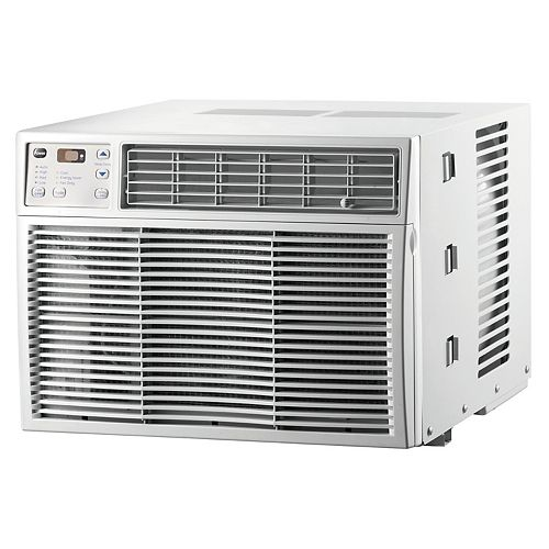 5000 BTU Window Air Conditioner with Remote Control