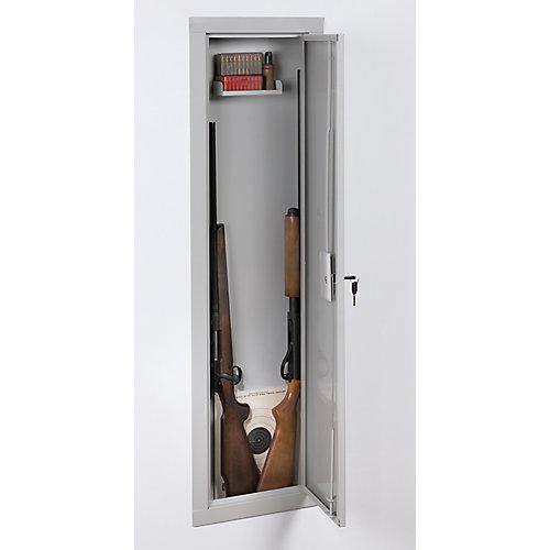 In-Wall Cabinet, Full Length, Beige