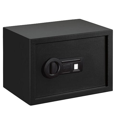 Personal Safe, Biometric Lock, 1 Shelf