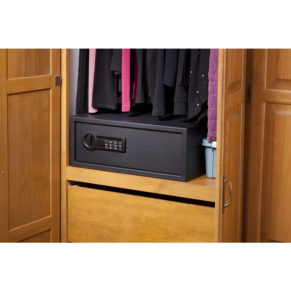 Stack On Extra Wide Personal Safe, Electronic Lock