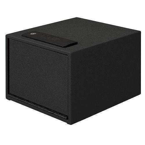 Grand coffre-fort à accès rapide, serrure électronique et tablette