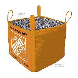 Poussière de calcaire/pierre - Sac livré en vrac - 1 verge cube (0 - 6,5mm / 0 - ¼ pouce)