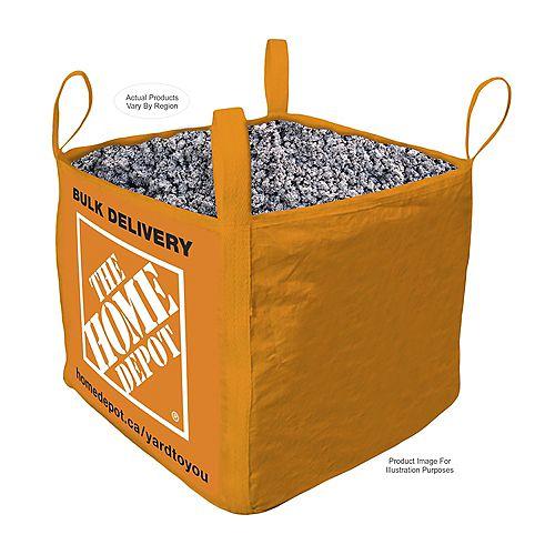 Limestone/Stone  - Bulk Bag Delivered - 1 Cubic Yard (0 - 6.5mm / 0 - 1/4in)