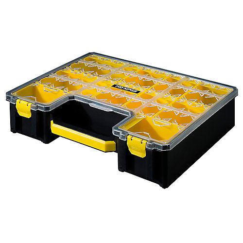 10 Cup Professional Deep Cup Organizer, Yellow