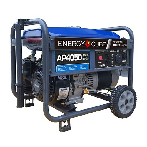 3050W Running Portable Generator with Kohler Engine