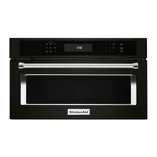 1.4 cu. ft. Built-In Convection Microwave Oven in Stainless Steel