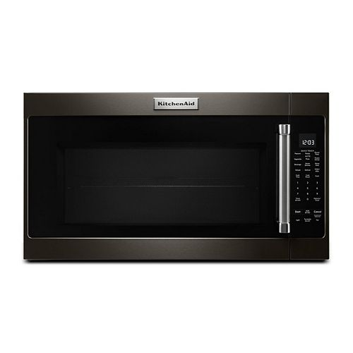 2.0 cu.ft. Over The Range Microwave in Black Stainless Steel