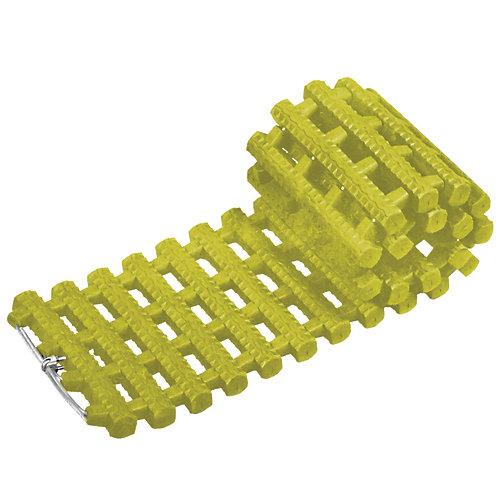 Auto Joe TrackAssist, traction antidérapante en caoutchouc thermoplastique pour votre voiture (vert)