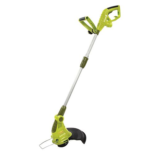 13-inch 4 amp Electric Grass Trimmer + Edger
