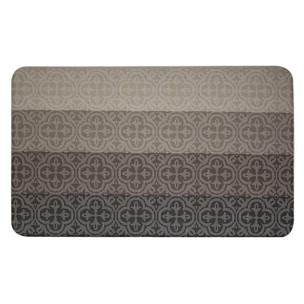 Home Decorators Collection 18-inch x 30-inch Marseilles Khaki Comfort Mat