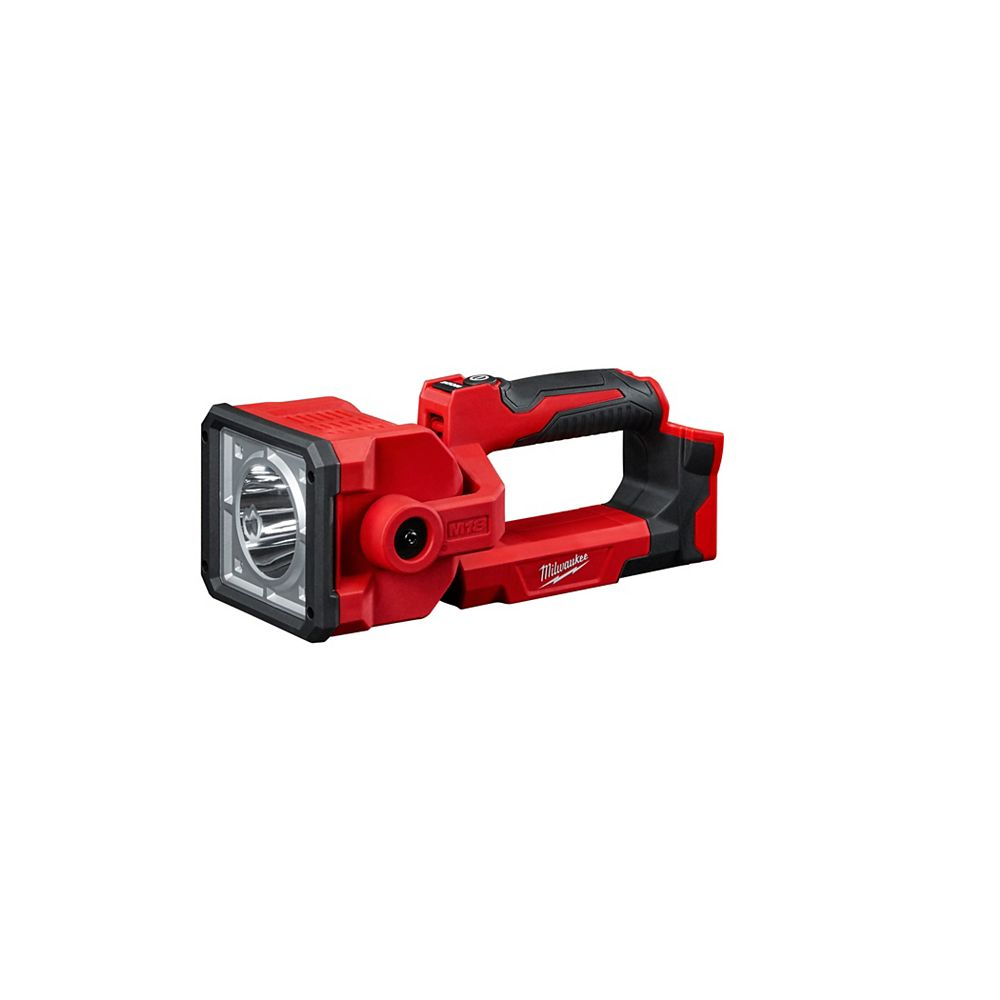 Milwaukee Tool M18 18-V 1250 Lumens Lithium-Ion Cordless Search Light (Tool-Only)