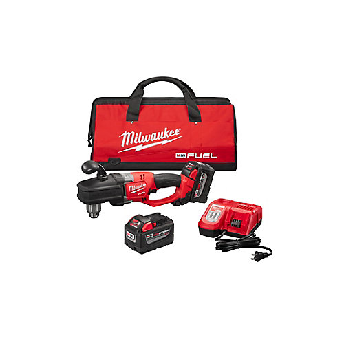M18 Fuel Hole Hawg 1/2-inch Right Angle Drill HD Kit