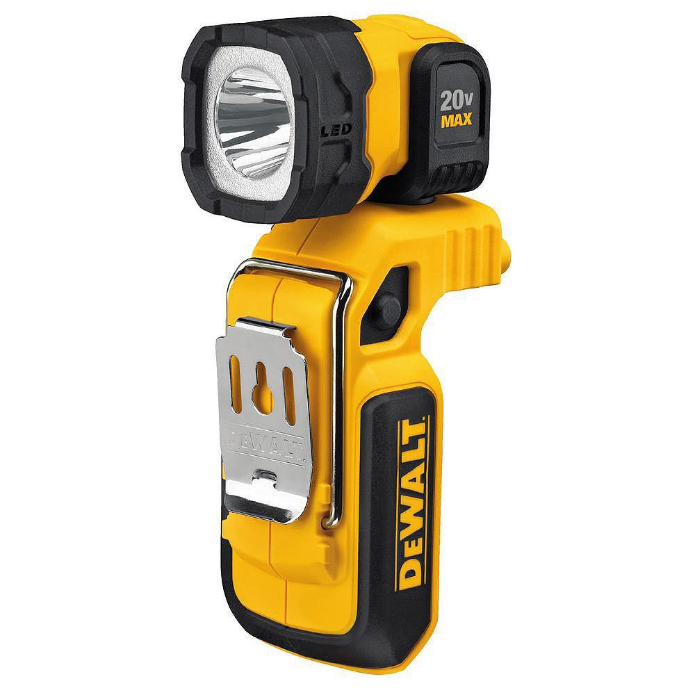 DEWALT DCL044 20V MAX LED Hand Held Worklight