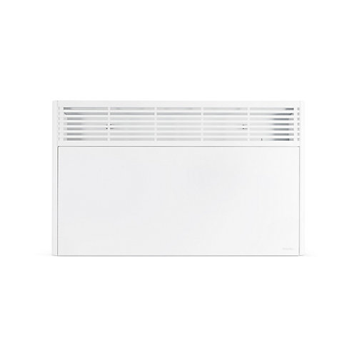 Convector Orleans Std White 1500W 240V With Built-In Electronic Thermostat