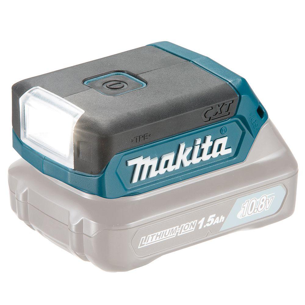 MAKITA 12V CXT Li-Ion LED Flashlight