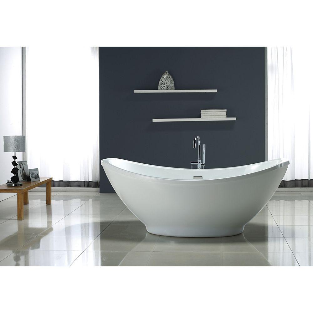 Ove Decors Tina Freestanding Bathtub
