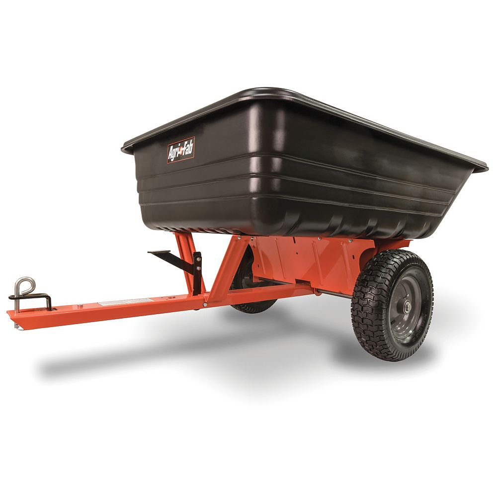 Agri-Fab 17 cu. ft. Poly Cart