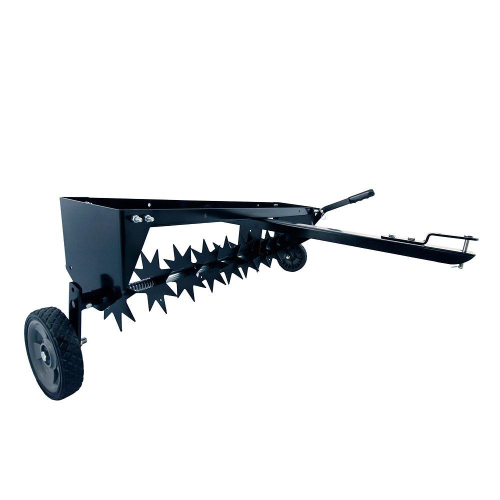 Agri-Fab Aérateur de pelouse à pointes de 40 po