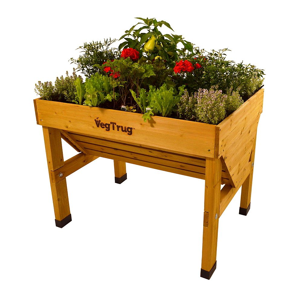 VegTrug Classic Raised Garden Bed - Small