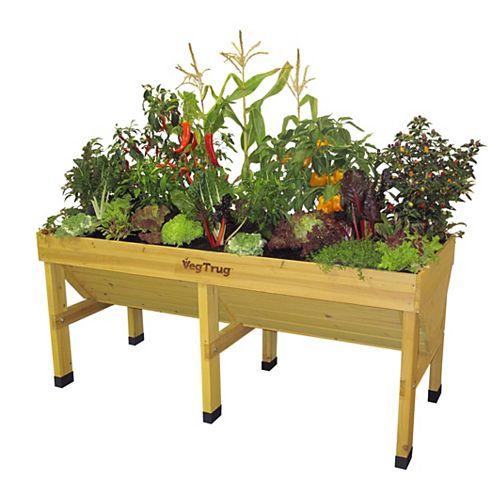 Classic Medium Raised Garden Bed