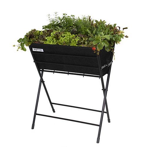 Planteur de Jardin Poppy Classique Poppy - Noir