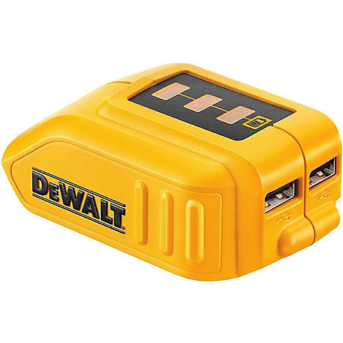 Source d'alimentation USB 12V/20V max.