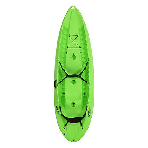 Manta 120-inch Kayak in Lime Green