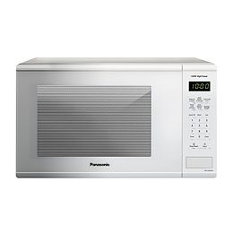 1.3 cu. ft. Countertop Microwave Oven in White