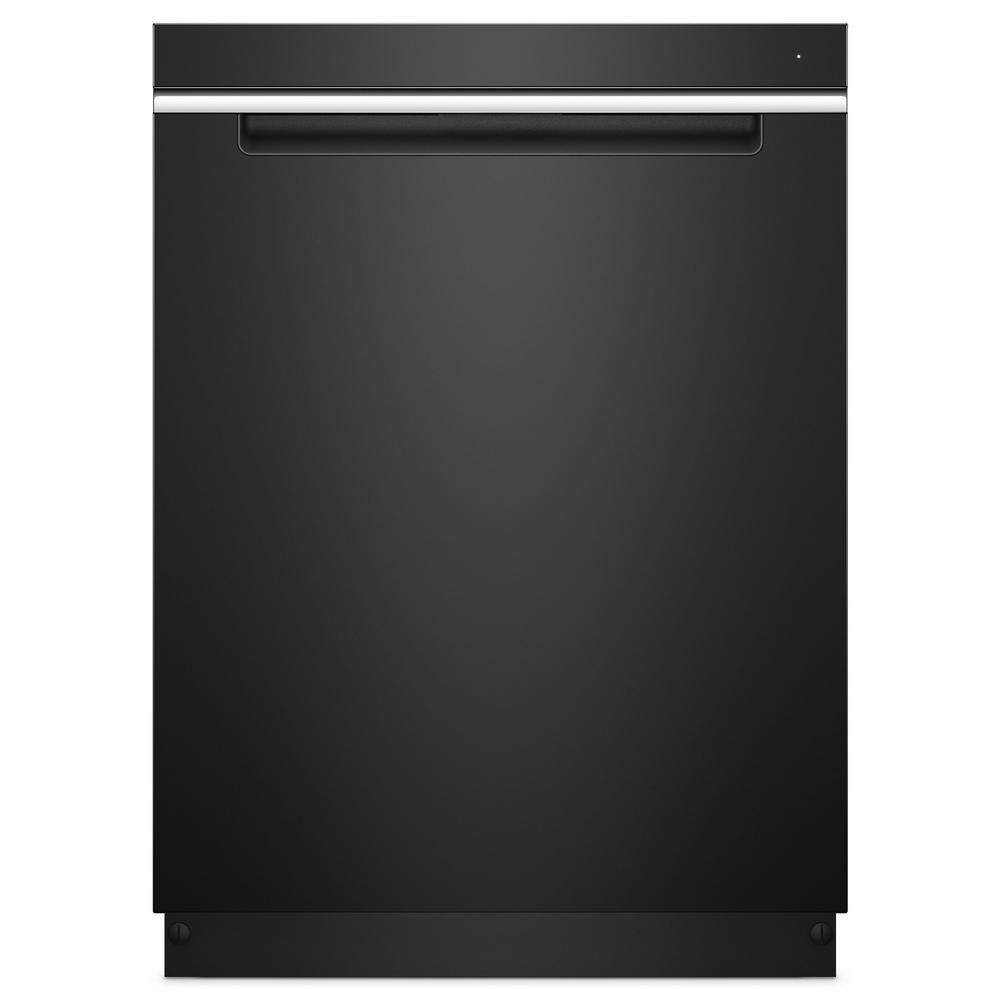 Top Control Dishwasher in Black with Stainless Steel Tub and Pocket Handle, 47 dBA - ENERGY STAR®