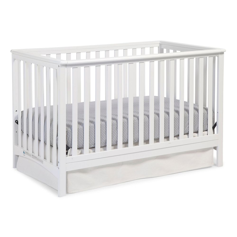 Stork Craft Hillcrest Crib-White