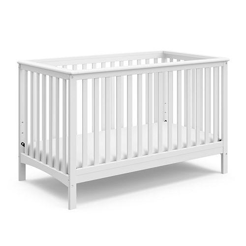 Hillcrest Crib-White