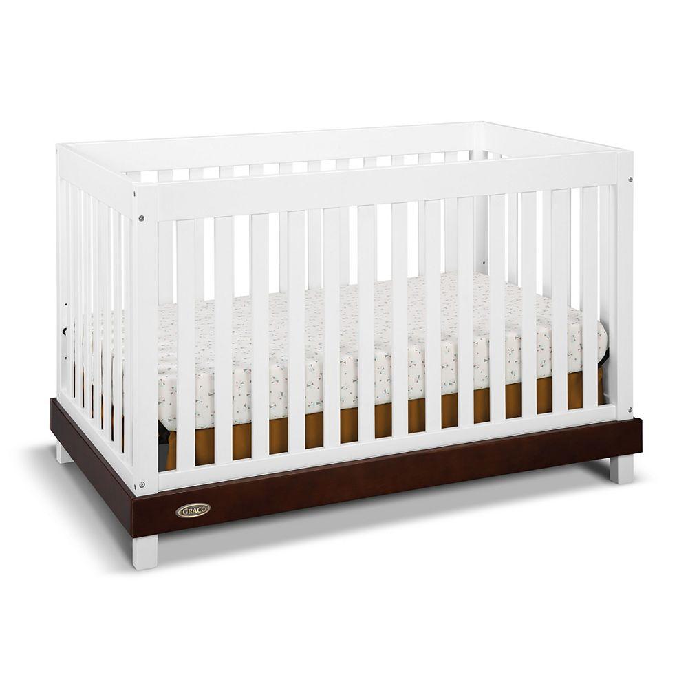 Graco Le lit de bébé transformable 4-en-1 Maddox de Graco