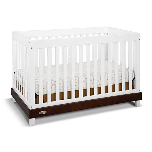 Le lit de bébé transformable 4-en-1 Maddox de Graco