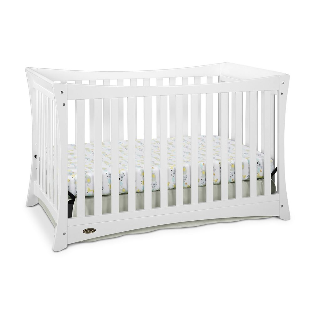 Graco Tatum Convert Crib-White