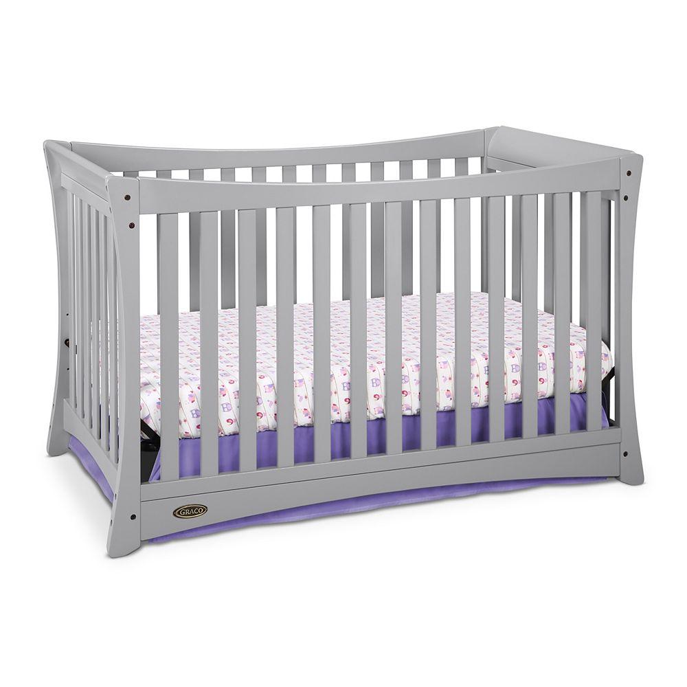 Graco Le lit de bébé transformable 4-en-1 Tatum de Graco