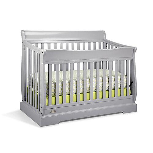 Le lit de bébé transformable 4-en-1 Maple Ridge de Graco