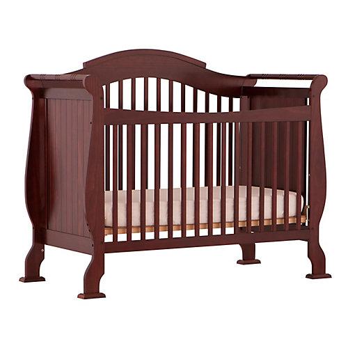 Le lit de bébé transformable 4-en-1 Valentia de StorkCraft