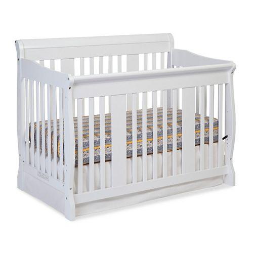 Storkcraft Tuscany Crib - White