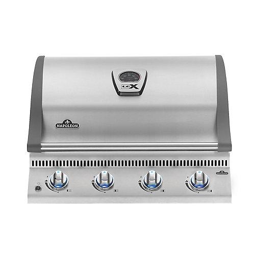 LEX485 Built-In Gas BBQ