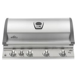LEX605 Built-In Propane BBQ with Infrared Bottom & Rear-Burners