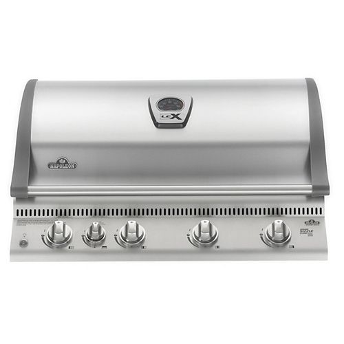 Napoleon LEX605 Built-In Propane BBQ with Infrared Bottom & Rear-Burners