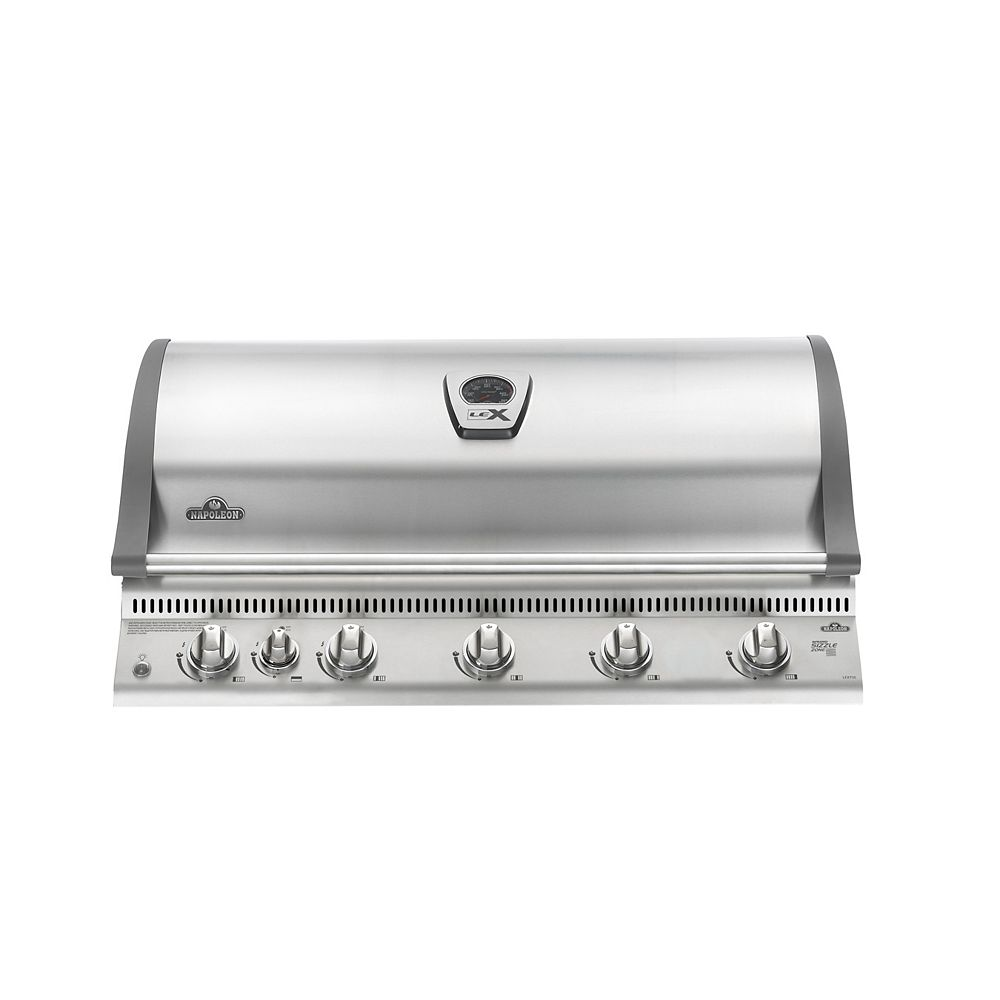 Napoleon LEX730 Built-In Propane BBQ with Infrared Bottom & Rear-Burners