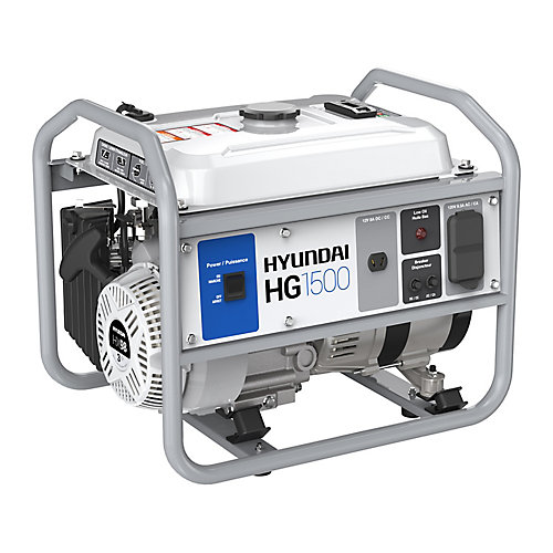 1,750W Gas-Powered Portable Generator