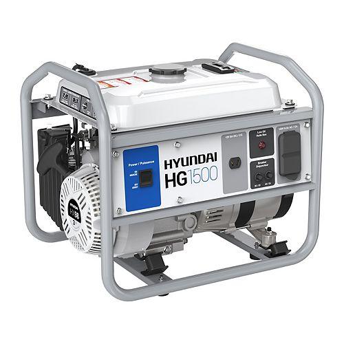 1,750W Gas-Powered Portable Generator
