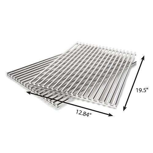 Stainless Steel Rod Grids Compatible with Genesis 300 BBQ